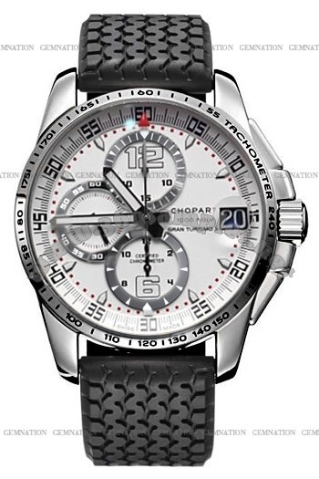 Chopard Mille Miglia GT XL Chronograph Mens Wristwatch 168459-3015
