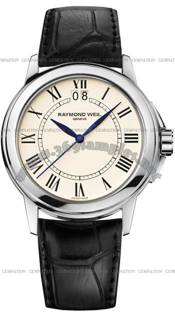 Raymond Weil Tradition Mens Wristwatch 5476-ST-00800