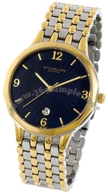 Stuhrling Marquis Gentry Mens Wristwatch 603.32226