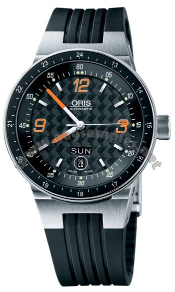 Oris WilliamsF1 Team Day Date Mens Wristwatch 635.7595.41.94.RS