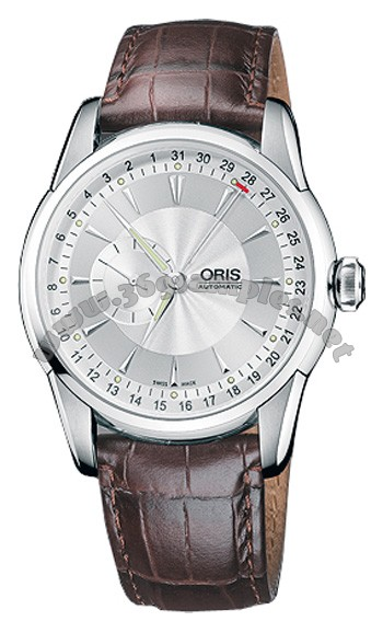 Oris Small Second Pointer Date Mens Wristwatch 64475974051LS