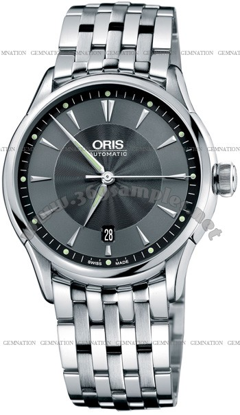 Oris  Mens Wristwatch 733.7591.4054.MB