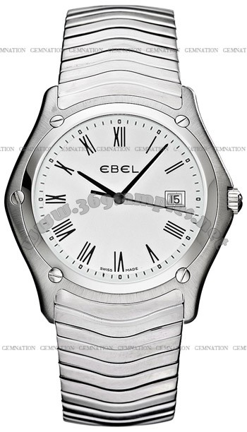 Ebel Classic Automatic XL Mens Wristwatch 9255F41-0125