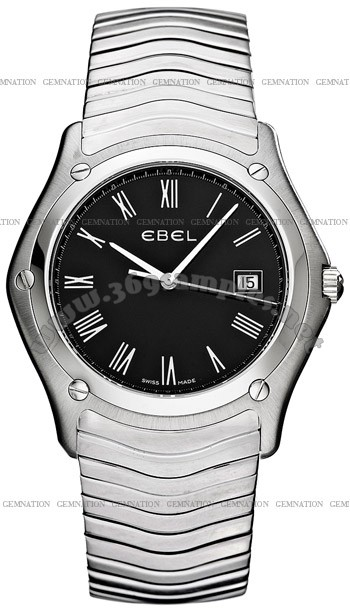 Ebel Classic Automatic XL Mens Wristwatch 9255F51.5225