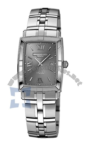 Raymond Weil Parsifal (NEW) Mens Wristwatch 9341-ST-00607