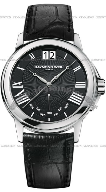 Raymond Weil Tradition Mens Wristwatch 9578-STC-00200