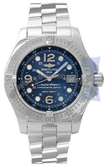 Breitling Superocean Steelfish X-Plus Mens Wristwatch A1739010.C666.894A