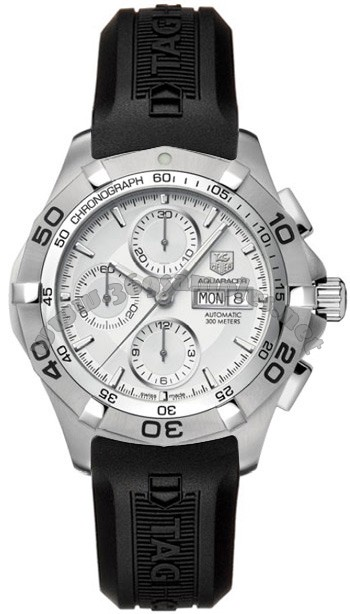 Tag Heuer Aquaracer Automatic Mens Wristwatch CAF2011.FT8011