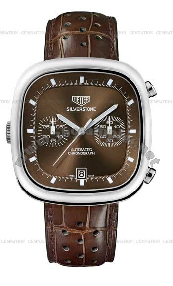 Tag Heuer Silverstone Mens Wristwatch CAM2111.FC6259