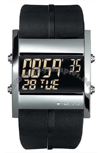 Tag Heuer Microtimer Mens Wristwatch CS111C.FT6003