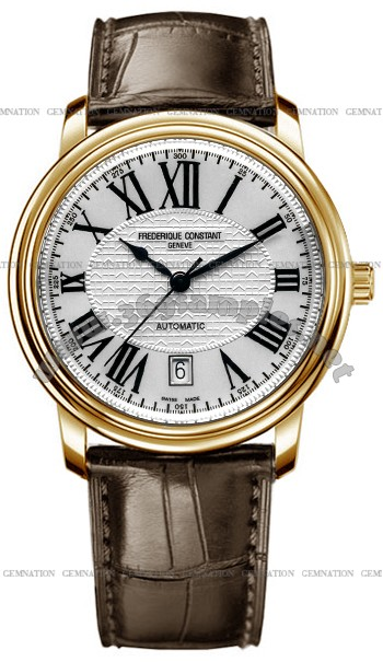 Frederique Constant Persuasion Mens Wristwatch FC-303M4P5