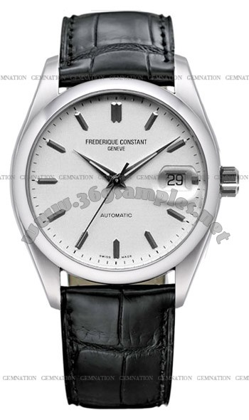 Frederique Constant Index Automatic Mens Wristwatch FC-303S4B6