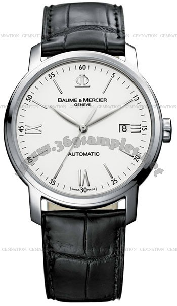 Baume & Mercier Classima Executives Mens Wristwatch MOA08592