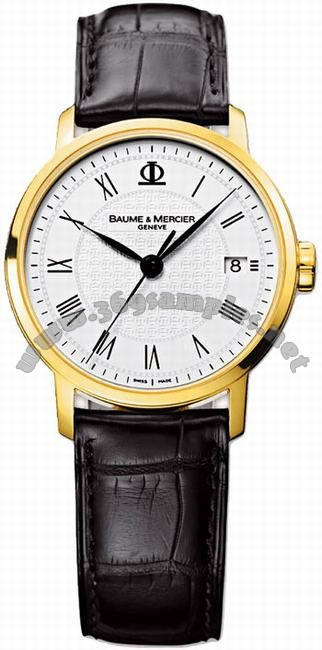 Baume & Mercier Classima Mens Wristwatch MOA08638