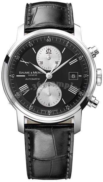 Baume & Mercier Classima Executives Mens Wristwatch MOA08733