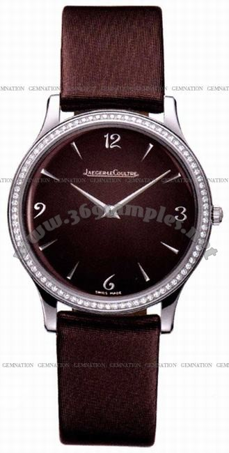 Jaeger-LeCoultre Master Ultra Thin Unisex Wristwatch Q1458402