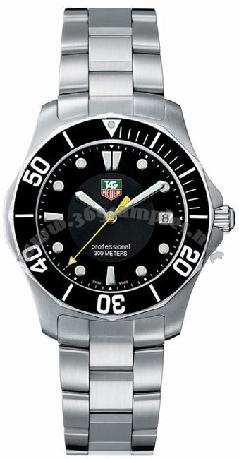 Tag Heuer Aquaracer Quartz Mens Wristwatch WAB1110.BA0800