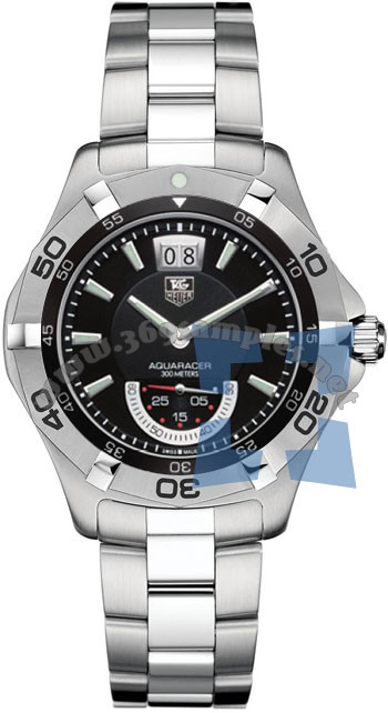 Tag Heuer Aquaracer Quartz Grand-Date 41mm Mens Wristwatch WAF1010.BA0822