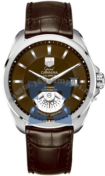 Tag Heuer Grand Carrera Automatic Calibre 6 RS Mens Wristwatch WAV511C.FC6230
