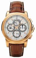 Replica Carl F. Bucherer Patravi Tribute to Fritz Brun Mens Wristwatch 00.10614.03.13.01