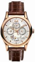 Replica Carl F. Bucherer Manero Perpetual Calendar Mens Wristwatch 00.10902.03.16.01