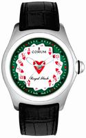 Replica Corum Bubble XL Royal Flush 2006 Special Edition Mens Wristwatch 02320.RO2001