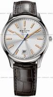 Replica Zenith Elite Captain Central Second Mens Wristwatch 03.2020.670-01.C498