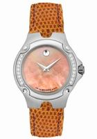 Replica Movado Sports Edition Ladies Wristwatch 0604866