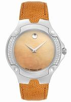 Replica Movado Sports Edition Ladies Wristwatch 0604875