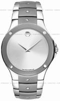 Replica Movado  Mens Wristwatch 0605989