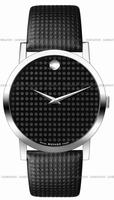 Replica Movado Monogram Mens Wristwatch 0606018