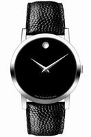 Replica Movado Museum Classic Mens Wristwatch 0606085