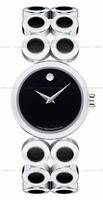 Replica Movado Ono Moda Ladies Wristwatch 0606094