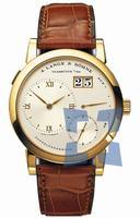 Replica A Lange & Sohne Lange 1 Mens Wristwatch 101.021