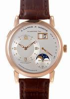 Replica A Lange & Sohne Lange 1 Moonphase Mens Wristwatch 109.032