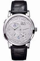 Replica A Lange & Sohne Lange 1 Time Zone Mens Wristwatch 116.025