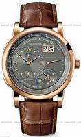 Replica A Lange & Sohne Lange 1 Time Zone Mens Wristwatch 116.033