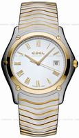 Replica Ebel Classic Mens Wristwatch 1255F51-0225