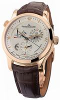 Replica Jaeger-LeCoultre Master Geographic Mens Wristwatch 150.24.20