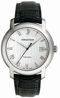 Replica Audemars Piguet Jules Audemars Automatic Mens Wristwatch 15120BC.OO.A002CR.01