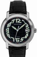 Replica Audemars Piguet Jules Audemars Automatic Mens Wristwatch 15120BC.OO.A002CR.02