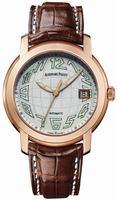 Replica Audemars Piguet Jules Audemars Automatic Mens Wristwatch 15120OR.OO.A088CR.02