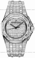 Replica Audemars Piguet Royal Oak Mens Wristwatch 15130BC.ZZ.8042BC.01