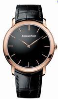 Replica Audemars Piguet Jules Audemars Ultra Thin Mens Wristwatch 15180OR.OO.A002CR.01