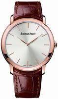 Replica Audemars Piguet Jules Audemars Ultra Thin Mens Wristwatch 15180OR.OO.A088CR.01