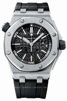 Replica Audemars Piguet Royal Oak Offshore Diver Mens Wristwatch 15703ST.OO.A002CA.01