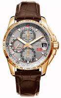Replica Chopard Mille Miglia GT XL Chrono 2007 Chronograph Mens Wristwatch 16.1268