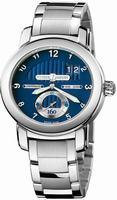 Replica Ulysse Nardin 160th Anniversary Mens Wristwatch 1600-100-8M