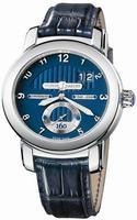 Replica Ulysse Nardin Anniversary 160 Limited Edition Mens Wristwatch 1600-100 (1600-1000)
