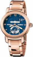 Replica Ulysse Nardin 160th Anniversary Mens Wristwatch 1602-100-8M